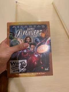 Avengers blu ray Steelbook (Limited edition)