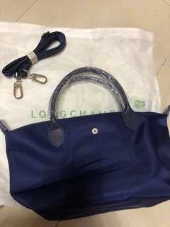 Dark Blue Longchamp