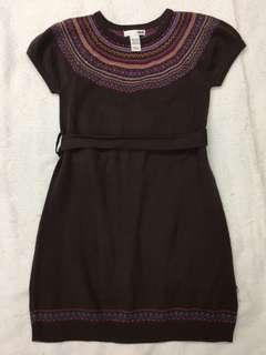 H&M knitted dress size 7
