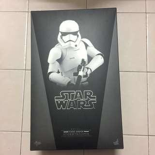 Hot toys Star Wars FO storm trooper