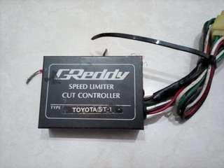 Greddy speed limiter cut controller