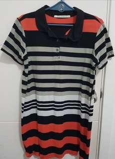 Maternity Polo Shirt - Small
