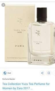 looking for this Zara yuzu tea perfume