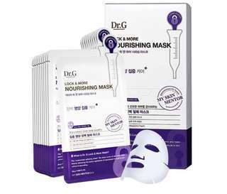 DR.G Lock & More Nourishing Mask