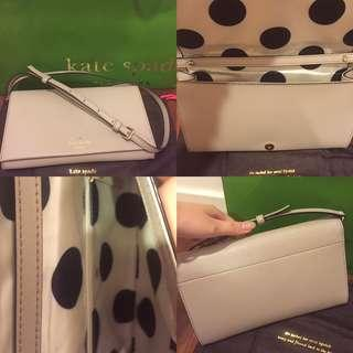 Kate Spade Clutch Shoulder Bag