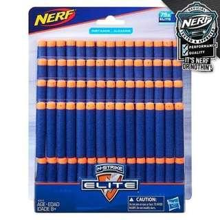 NERF peluru N-Strike Elite NEW ORIGINAL