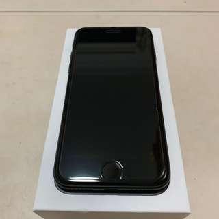 iPhone 7 32gb Matte Black no scrath