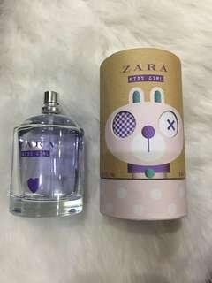 💯Guaranteed Original Zara Kids Girl (Adult can use too) Perfume 100ml (USED) Selling Cheap (Bought for RM49.90) #SINGLES1111