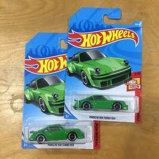 Hotwheels Porsche 934 Turbo