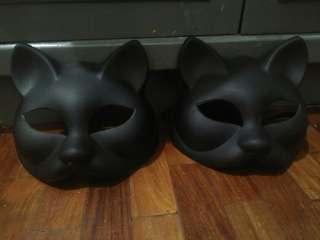 Cat Mask (2pcs)