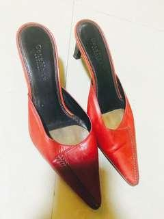 Cole haan red