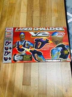 Laser Challenge V2