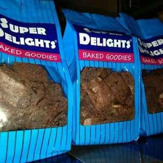 Super Delight Cookies and Brownies