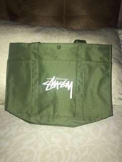 Stussy Green Bag