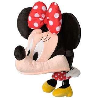 🚚 東京迪士尼 米妮帽子