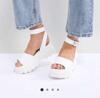 Asos Leather Shoes