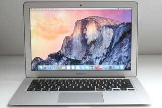 Macbook air (13 inch 2015 model)
