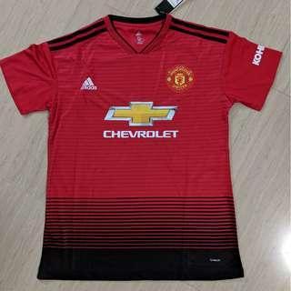 (INSTOCK) Man Utd 1819 home red jersey