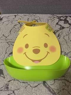 Winnie the pooh 口水肩(日本)包郵
