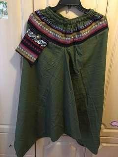 泰國民族大浪褲