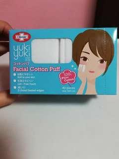 Cleene Facial Cotton pads