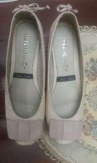 Theco hanny nude shoes