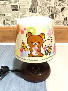 鬆弛熊 小夜燈 床頭燈 漸變燈 燈 table lamp 桌燈 臺燈 bed light rilakkuma