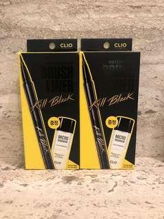 Clio Brush Liner Set
