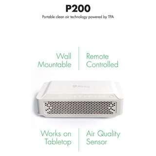 Poiema air purifier P200 no need for hepa filter