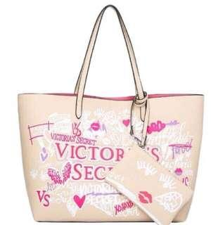 VS TOTE WITH POUCH