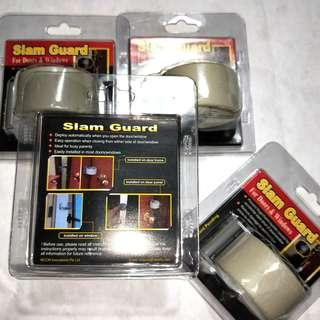 BNIB Slam Guard for Doors and Windows