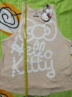 New Cotton On Sanrio Hello Kitty Tbar Swing Tank Shirt #SBUX50 #SINGLES1111