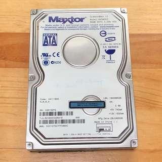 Maxtor 3.5吋 80GB 7200rpm SATA2 Hard Disk HDD 硬碟機