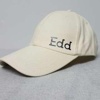 Customised Baseball and snapback cap with name print
