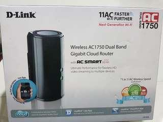 D Link Router AC1750