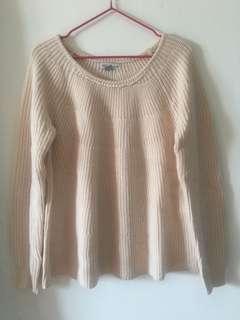 🔖(降價)冬季衣物出清-珍珠領針織毛衣