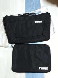Thule sweden 斜背包 袋 斜咩袋 肩袋 電腦袋 bag laptop bag 瑞典 手提電腦 包