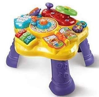 🚚 ~Ready Stocked~  VTech Magic Star Learning activity Table (frustration free packaging)