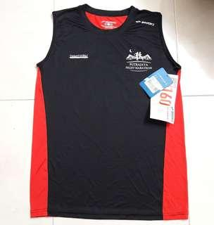 Putrajaya Night Marathon 2018 Running Vest