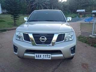 Nissan Navara GTX series 4x4 2014