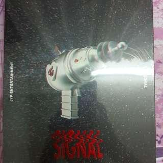 Ready Stock Twice Signal Monograph