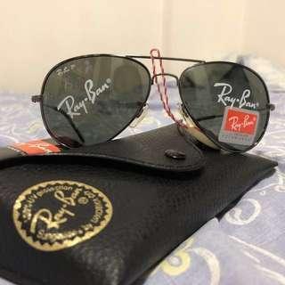 降價至$550 Brand new Ray-Ban Sunglasses (RB3025 P)(Original price $1800)