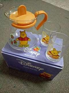 Pooh Glass Gift Set #POST1111