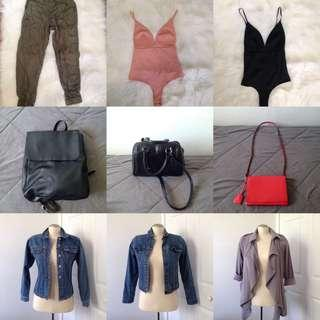 Check out the closet 🍃