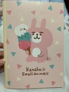 kanahei 兔兔p助記事簿