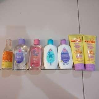 Baby Cream Minyak Telon