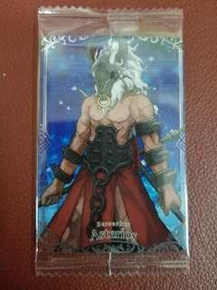 Fate Grand Order 威化卡 5 N11