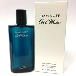 Davidoff Coolwater 125ml Tester Pack