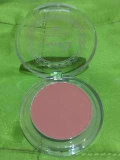 "Emina blush on ""Marshmallow lady"""
