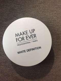 Make Up For Ever Powder